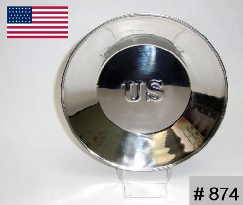 BT874 - Assiètte profonde impression US - US Bowl - EN STOCK