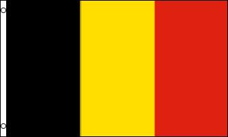 Belgium Flag - Drapeau de la Belgique - Vlag van België