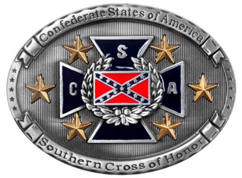Boucle de ceinture - Southern Cross Belt Buckle - EN STOCK
