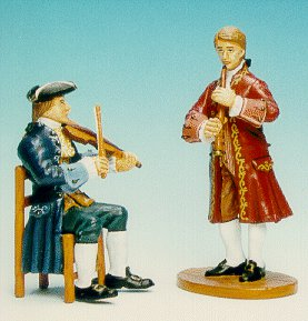 CC15 - Fiddle and recorder player at the inn