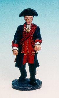 CC30 - British Colonial Colonel George Washington