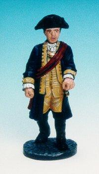 CC31 - General George Washington in Continental uniform