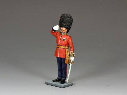 CE002 - British Saluting Guards Officer