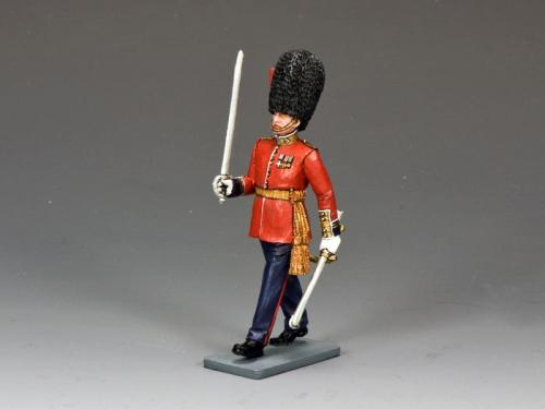 CE003 - British Marching Guards Officer