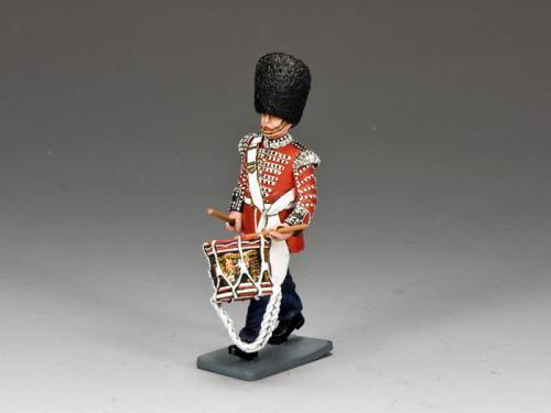 CE007 - British Guard Drummer