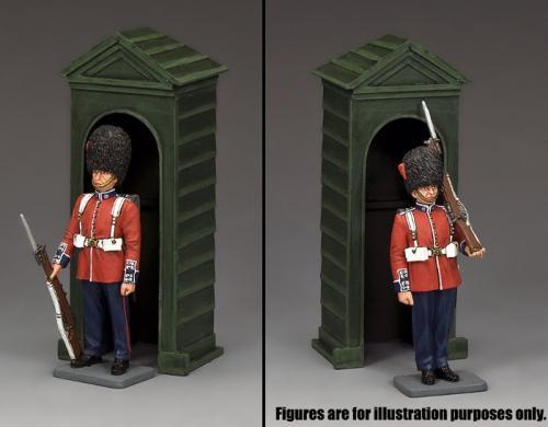 CE021 - British Guard Box