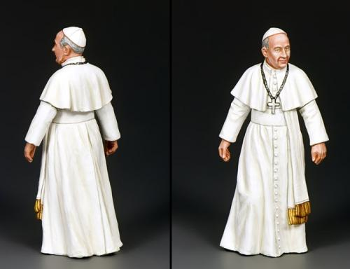 CE022 - The Pope François