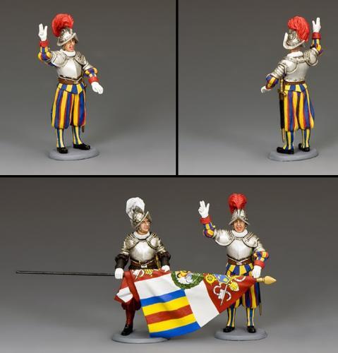 CE026 - Swiss Guard Recruit