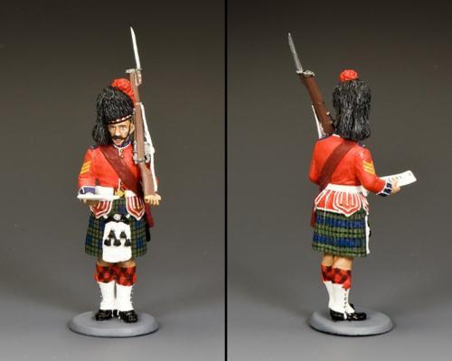 CE031 - Sergeant-of-the-Guard - disponible début novembre