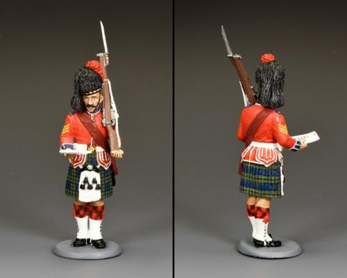 CE031 - Sergeant-of-the-Guard