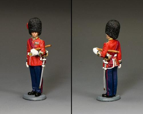 CE038 - The Garrison Sergeant Major - disponible début janvier