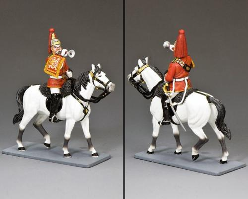 CE040 - The Life Guards Trumpeter - disponible début janvier
