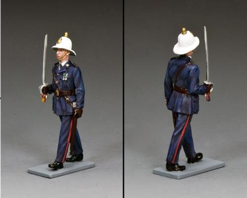 CE041 - Royal Marines Officer with Sword