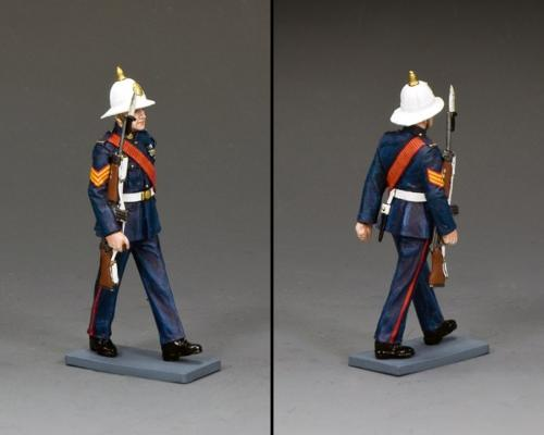 CE045 - Royal Marines Sergeant