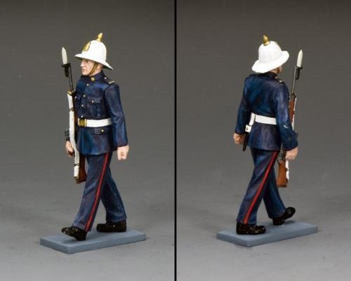 CE046 - Royal Marines Marching - disponible début juillet