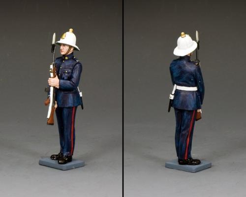 CE048 - Royal Marine Present Arms