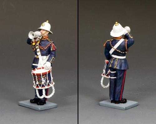 CE049 - Royal Marine Drummer-Bugler