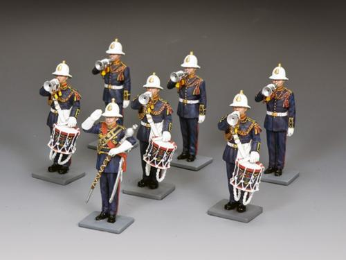 CE063 - The Royal Marine Drum  Bugle Corps
