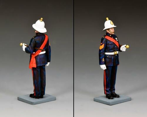 CE066 - Royal Marines Colour Sergeant