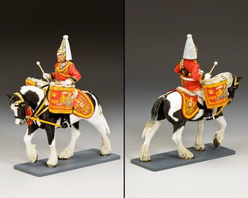 CE072 - The Life Guards Drum Horse HECTOR - disponible début novembre