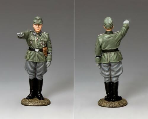 CF048 - Obersturmbannführer Léon Degrelle - série collector - 4 exemplaires  en stock ! Ce sont les derniers !!!!