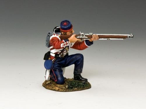 CR003 - British Kneeling Firing