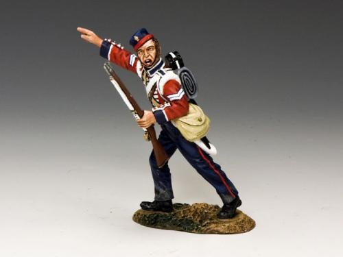 CR005 - British Pointing Corporal