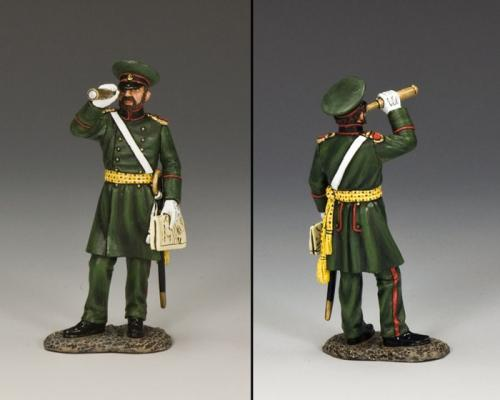 CR016 - Russian Artillery Officer
