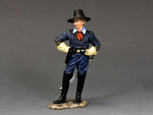 CW091 - Brig. General George A. Custer