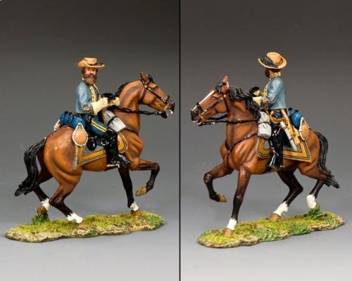 CW105 - Major General J.E.B. Stuart