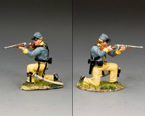 CW116 - Kneeling Trooper Firing Carbine