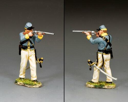 CW117 - Standing Trooper Firing Carbine - disponible début juillet