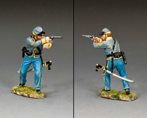 CW118 - Sergeant Firing Pistol