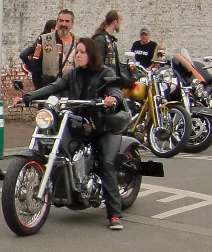 Chièvres 2016 - Harley Davidson