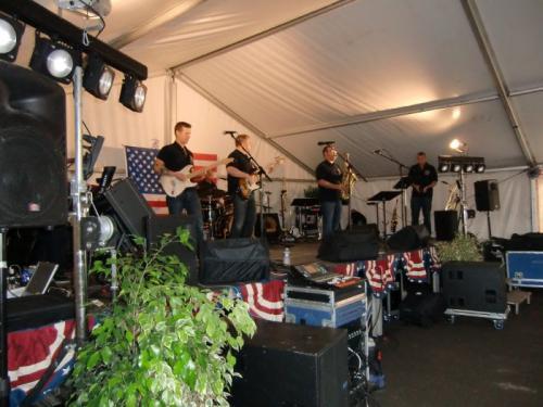 Chièvres 2016 - Shape International Band