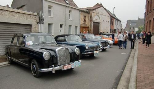 Chièvres 2016 - old cars