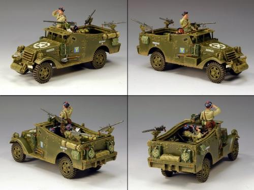 DD103 - Free French Scout Car
