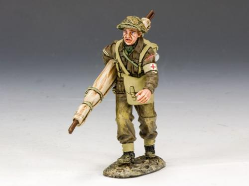 DD166 - British Stretcher Bearer