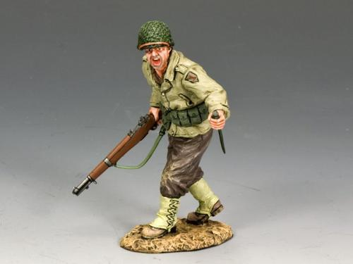 DD188 - US Soldier with Rifle Grenade