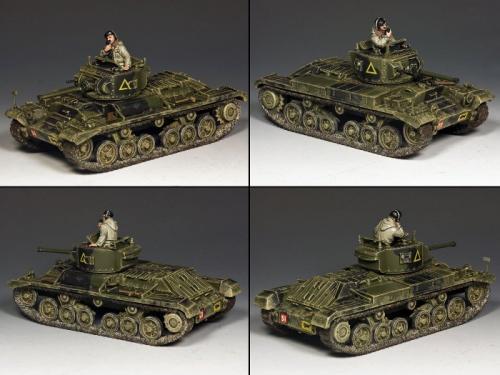 DD189 - British Valentine MK III Tank
