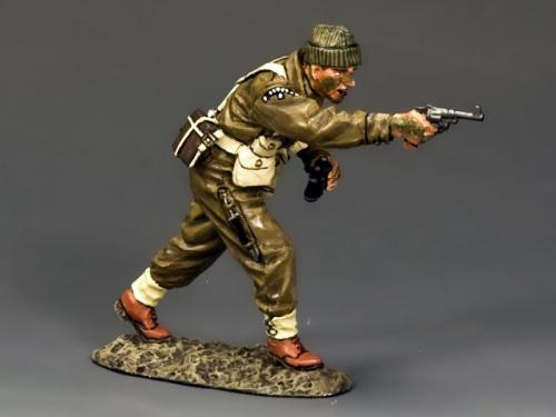 DD190 - British Shooting Officer