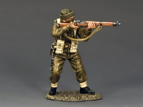 DD193 - British Standing Firing Rifle