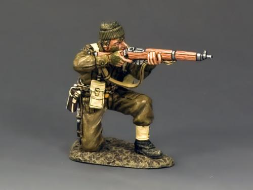 DD194 - British Kneeling Firing Rifle