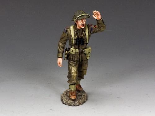 DD205 - British Gun Commander