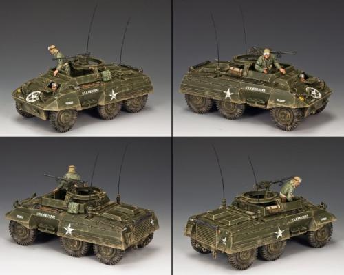 DD225 - US M20 Armoured Car