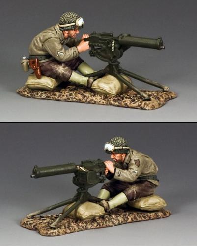 DD226 - US Sitting Machine Gunner