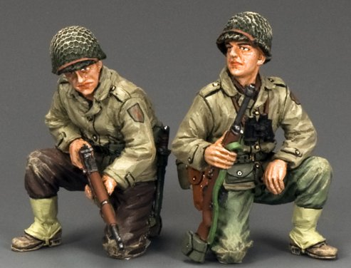 DD228 - US Army Tank Riders Set N° 1
