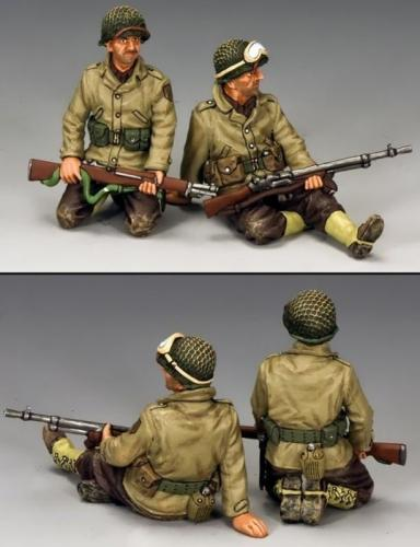 DD229 - US Army Tank Riders Set N° 2