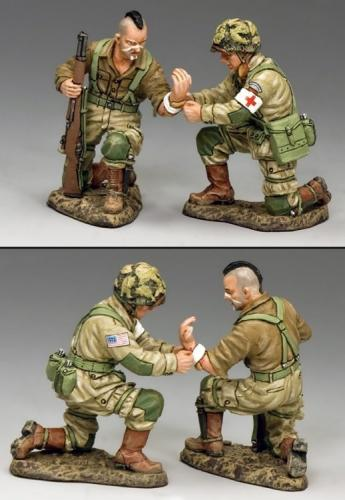 DD247 - US Wounded Set