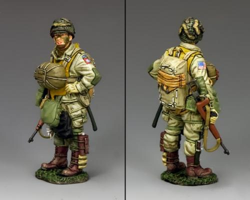 DD264-1 - US Standing Paratrooper with M1 Carbine (82)
